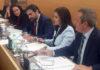 Grupo Partido Popular en el Pleno del Cabildo. Cedida. NOTICIAS 8 ISLAS.