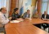 Reunión de los responsables nacionalistas. Cedida. NOTICIAS 8 ISLAS.