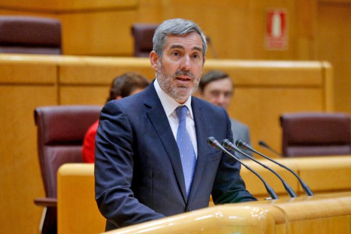 El senador por la Comunidad Autónoma de Canarias, Fernando Clavijo. Cedida. NOTICIAS 8 ISLAS.