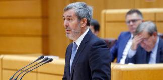 Fernando Clavijo, senador por la Comunidad Autónoma de Canarias. Cedida. NOTICIAS 8 ISLAS.