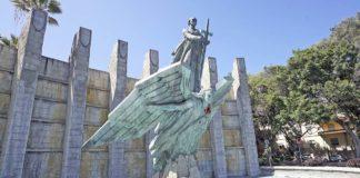 El Ángel Caído, monumento a Franco. Manuel Expósito. NOTICIAS 8 ISLAS.