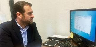 Manuel Fernández, consejero Popular. Cedida. NOTICIAS 8 ISLAS.