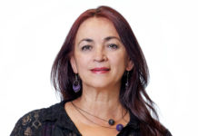 La presidenta del Grupo Parlamentario Sí Podemos Canarias, María del Río. Cedida. NOTICIAS 8 ISLAS