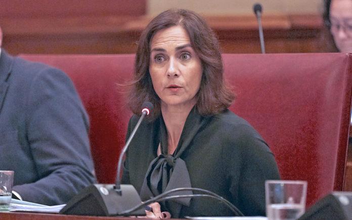 Marta Arocha, concejal de Atención Social. Cedida. NOTICIAS 8 ISLAS.