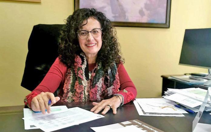 Nieves Rosa Arroyo, consejera de Servicios y Cambio Climático. Cedida. NOTICIAS 8 ISLAS.