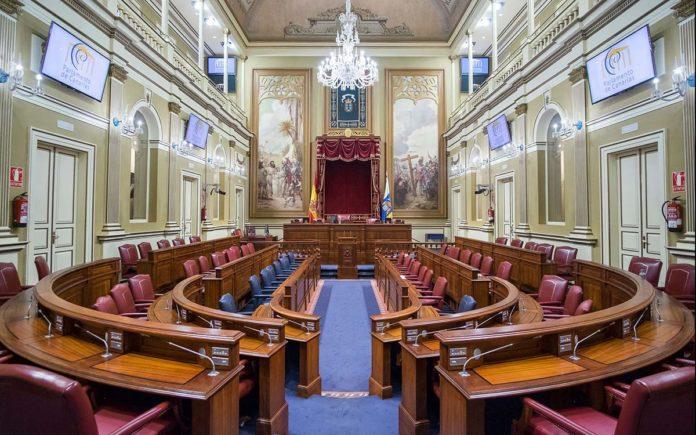 Parlamento de Canarias. Cedida. NOTICIAS 8 ISLAS.