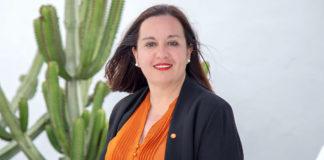 Raquel Hernández (coordinadora Cs Teguise). Cedida. NOTICIAS 8 ISLAS.