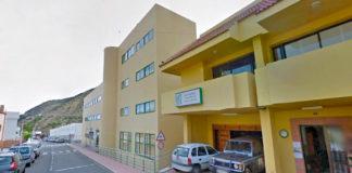 Residencia escolar de Vallehermoso. Cedida. NOTICIAS 8 ISLAS.