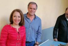 Los concejales del Partido Popular en el Ayuntamiento de La Laguna. Cedida. NOTICIAS 8 ISLAS.