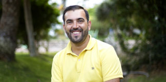 Yordán Piñero, alcalde de Hermigua. Cedida. NOTICIAS 8 ISLAS.