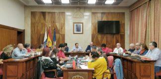 Reunión del Consejo Social de La Palma. Cedida. NOTICIAS 8 ISLAS.