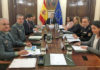 Un momento de la reunión celebrada en el Ministerio. Cedida. NOTICIAS 8 ISLAS.