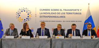 Cumbre sobre el Transporte y la Movilidad de los Territorios Extrapeninsulares. Cedida. NOTICIAS 8 ISLAS.
