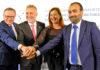 Los cuatro presidentes de Canarias, Baleares, Ceuta y Melilla. Cedida. NOTICIAS 8 ISLAS.