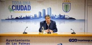 Javier Doreste, concejal de Urbanismo. Cedida. NOTICIAS 8 ISLAS.
