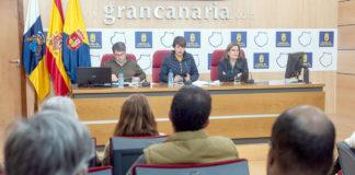 La consejera Minerva Alonso presentó hoy este presupuesto. Cedida. NOTICIAS 8 ISLAS.