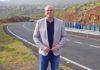 Anselmo Pestana, vicepresidente insular y consejero de Infraestructuras. Cedida. NOTICIAS 8 ISLAS.