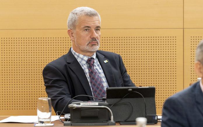 Antolín Bueno, consejero de CC-PNC en el Cabildo de Tenerife. Cedida. NOTICIAS 8 ISLAS.
