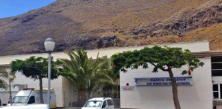 Centro de Salud de San Sebastián de La Gomera. Cedida. NOTICIAS 8 ISLAS.