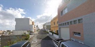 Calle Isidro Ruíz de Boada. Google. NOTICIAS 8 ISLAS.