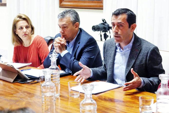 El portavoz nacionalista Juan José Martínez. Cedida. NOTICIAS 8 ISLAS.
