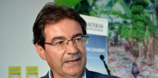 José Adrián Hernández, responsable del área del Sector Primario insular. Cedida. NOTICIAS 8 ISLAS.
