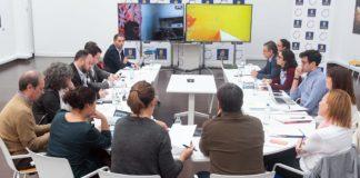 Reunión de coordinación de los socios del proyecto Modamac. Cedida. NOTICIAS 8 ISALAS.