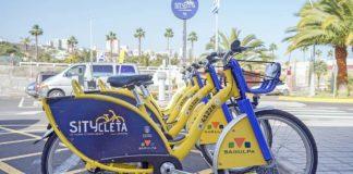 Sítycleta, sistema de transporte público en bicicleta compartida. Cedida. NOTICIAS 8 ISLAS.