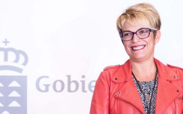Elena Máñez, consejera de Economía, Conocimiento y Empleo. Cedida. NOTICIAS 8 ISLAS.
