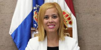 Eudita Mendoza, concejala de cultura./ Cedida.