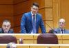 Fabián Chinea, senador por la isla de La Gomera. Cedida. NOTICIAS 8 ISLAS.