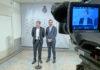 Los Senadores Fernando Clavijo y Javier Maroto. Cedida. NOTICIAS 8 ISLAS.