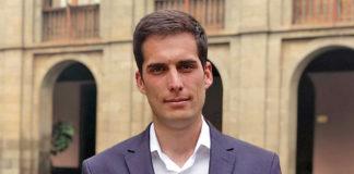 Juan Antonio Molina, portavoz municipal de Cs. Cedida. NOTICIAS 8 ISLAS.