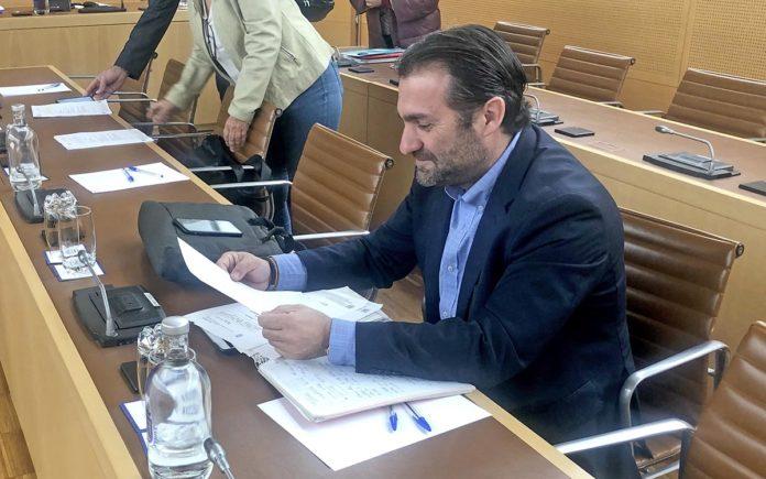 Manuel Fernández, consejero del Partido Popular. Cedida. NOTICIAS 8 ISLAS.