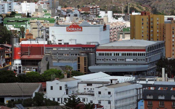 Instalaciones de la Compañía Cervecera de Canarias. Manuel Expósito. NOTICIAS 8 ISLAS.