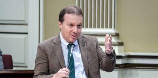 Miguel Ángel Ponce, portavoz de Sanidad del PP. Cedida.