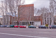 Ministerio de Sanidad, Madrid. Google. NOTICIAS 8 ISLAS.