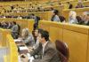 Reunión del Grupo Socialista en el Senado. Cedida. NOTICIAS 8 ISLAS.