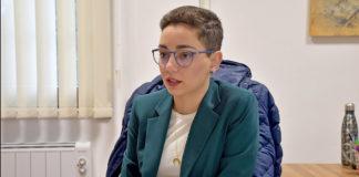 Sara Cabello, concejala de Hacienda. Cedida. NOTICIAS 8 ISLAS.