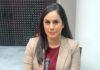 Vidina Espino (Cs) durante la comisión de Hacienda. Cedida. NOTICIAS 8 ISLAS.