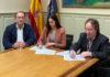 Firma del Pacto por la Infancia a propuesta de UNICEF. Cedida. NOTICIAS 8 ISLAS.