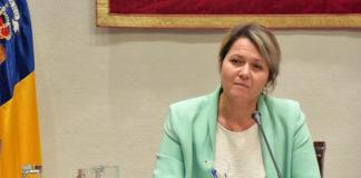Alicia Vanoostende, consejera de Agricultura, Ganadería y Pesca del Gobierno regional. Cedida. NOTICIAS 8 ISLAS.