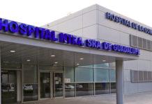 Hospital de La Gomera. Cedida. NOTICIAS 8 ISLAS.