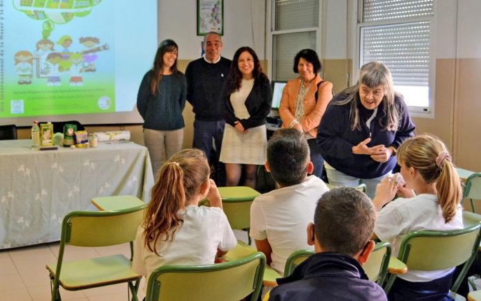 Inauguración en el Centro de Profesorado de La Palma. Cedida. NOTICIAS 8 ISLAS.