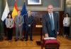 Anselmo Pestana, nuevo delegado del Gobierno en Canarias. Cedida. NOTICIAS 8 ISLAS.