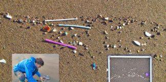 Residuos plásticos en las playas de Gran Canaria. Jorge Rapp. NOTICIAS 8 ISLAS.