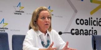 Ana Oramas, diputada nacionalista en el Congreso. Cedida. NOTICIAS 8 ISLAS.