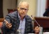 Casimiro Curbelo, portavoz del Grupo Parlamentario Agrupación Socialista Gomera. Cedida. NOTICIAS 8 ISLAS.