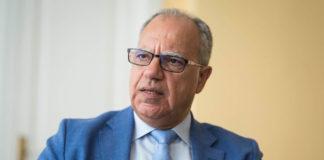 Casimiro Curbelo, presidente de turno de la FECAI. Cedida. NOTICIAS 8 ISLAS.