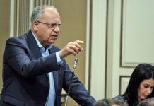 Casimiro Curbelo, portavoz del Grupo Parlamentario de la Agrupación Socialista Gomera. Cedida. NOTICIAS 8 ISLAS.